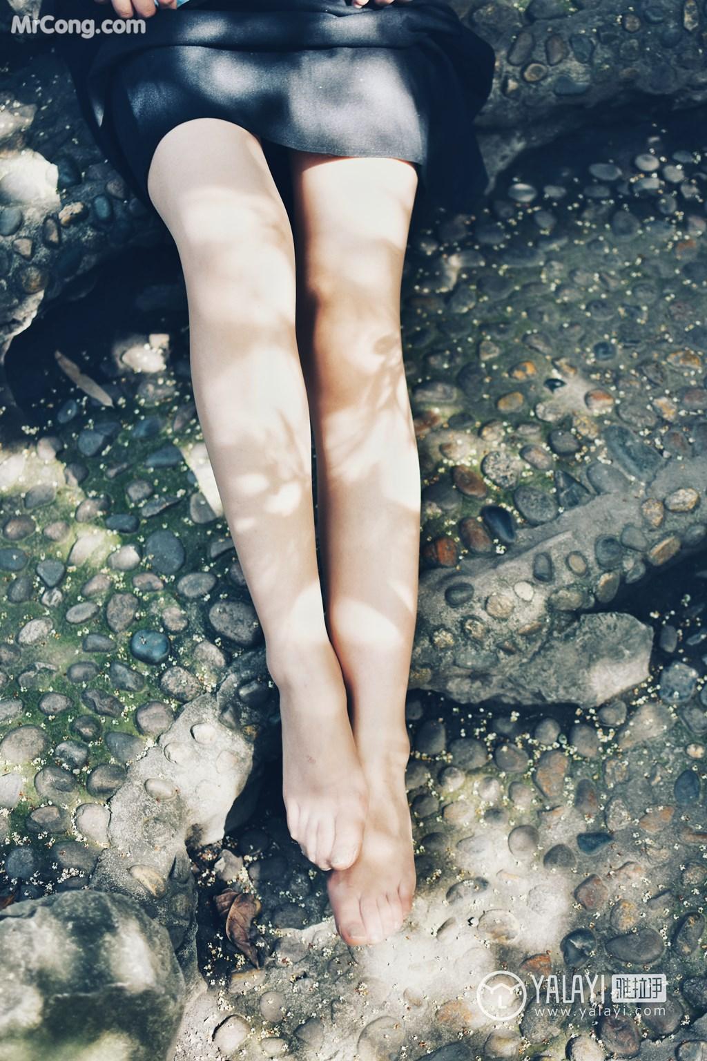 Image YALAYI-No.005-MrCong.com-007 in post YALAYI No.005: 叶肖肖 (53 ảnh)