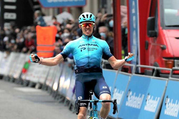 Las fotos de la 2ª etapa de la Vuelta al País Vasco 2021 - Fotos Ciclismo González