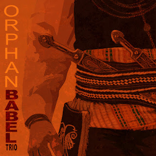 Babel Trio - (2019) Orphan front cover