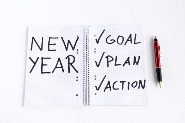 Make Your New Year's Resolution Stick