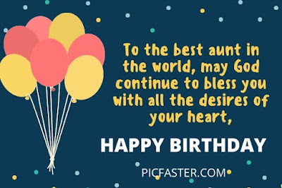 Top 15 Happy Birthday Dear Aunt Images And Quotes 2020