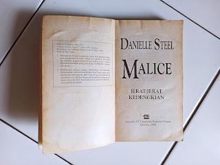 3 Malice Danielle Steel