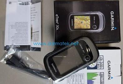 Darmatek Jual Garmin eTrex® 30x - Handheld GPS