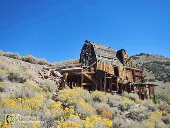 Chemung Mine and Mill, California