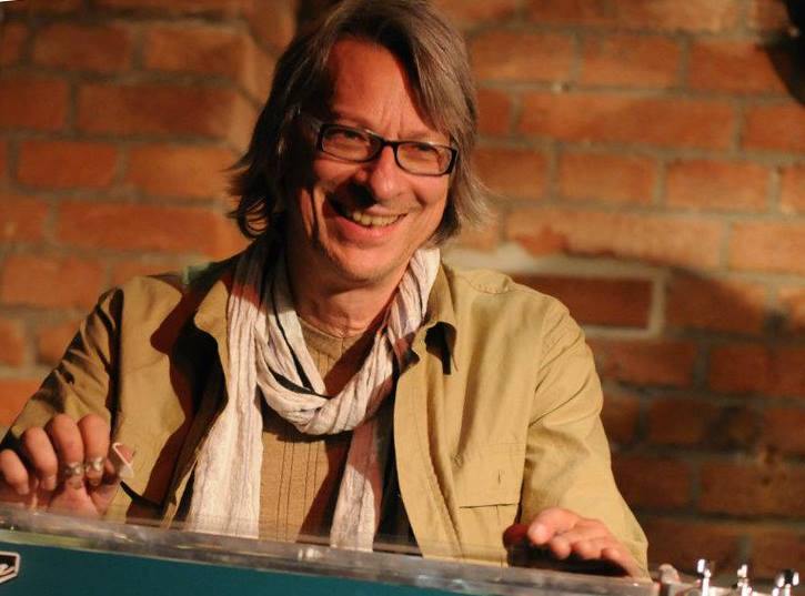 Klaus Reichardt | Pedal Steel Guitar and Keyboards