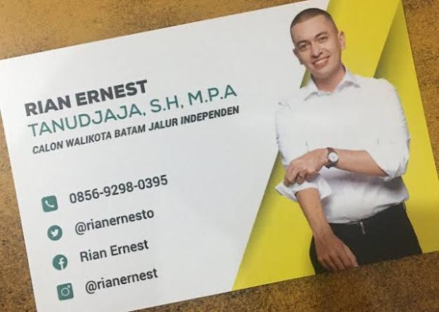 Warga Batam Kaget KTP-nya Dicatut untuk Cawalkot Rian Ernest PSI