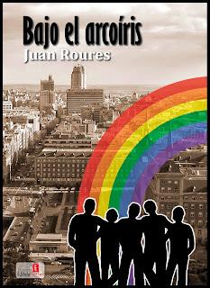Portada de 'Bajo el arcoíris' (Juan Roures, 2015)