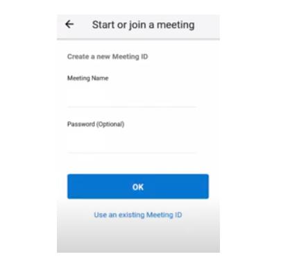 cara pakai aplikasi teamlink untuk rapat online