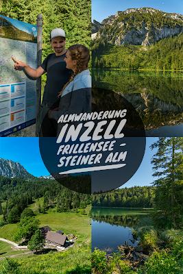 Almwanderung Inzell | Bergwald- Erlebnispfad - Frillensee - Steineralm 20