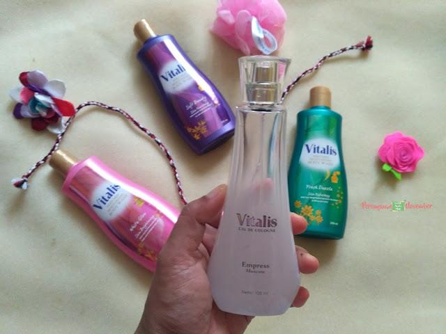 vitalis parfum