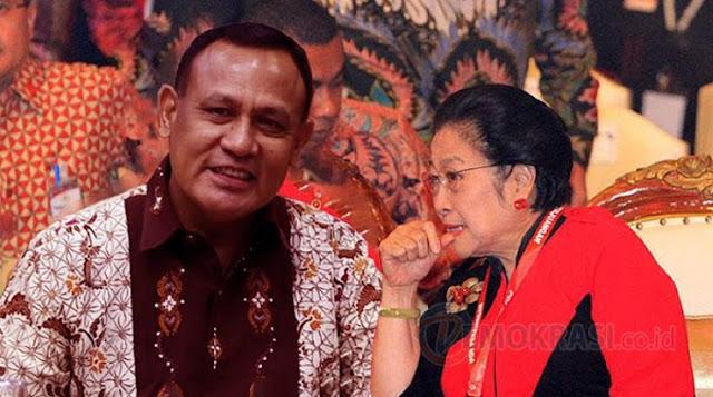 2 Bulan Harun Masiku Buron, ICW Ungkit Pertemuan Ketua KPK dengan Megawati