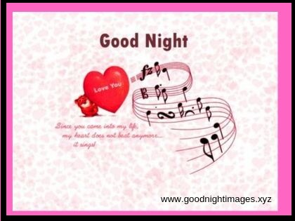 Goodnight Love Photos To Download | good night love gif download