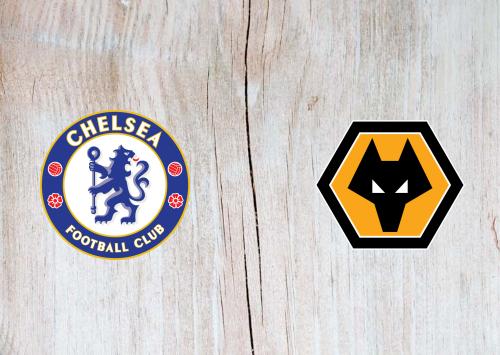 Chelsea vs Wolverhampton Wanderers -Highlights 27 January 2021