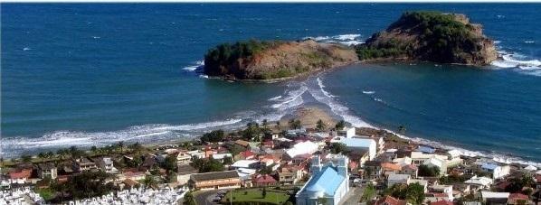 Ilet Sainte Marie en Martinique