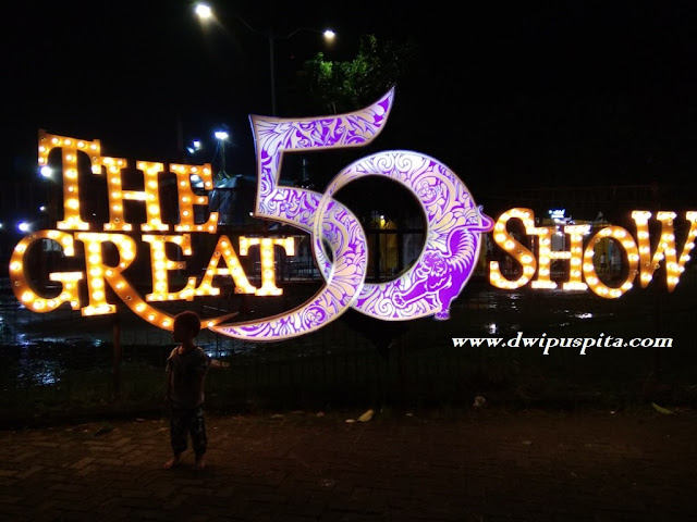 The Great 50 Show