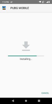 Pubg 1.2 update installation