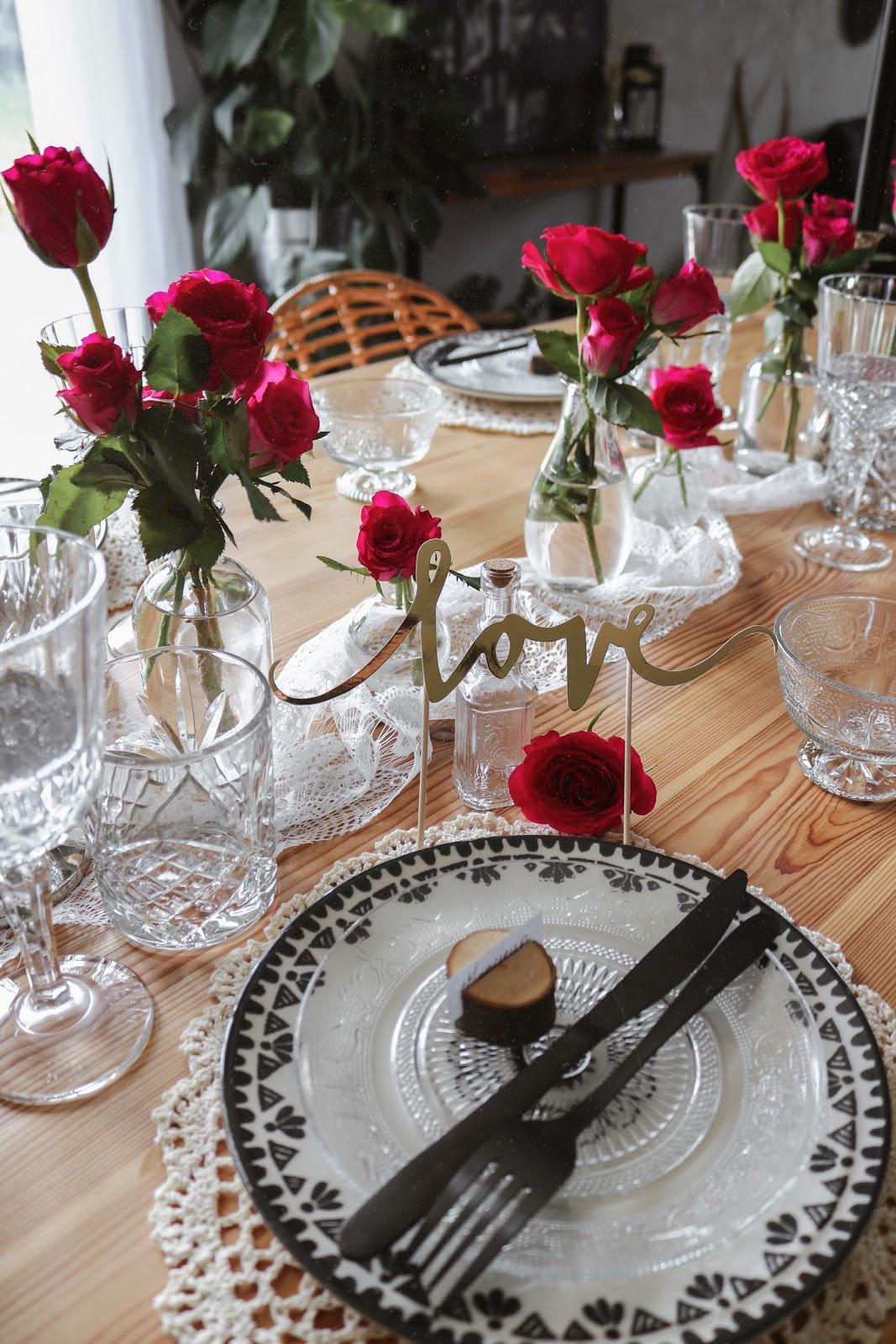 Une Table Romantique Pour Le Printemps Pauline Dress