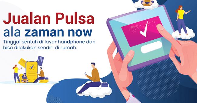 Agen Pulsa Terpercaya Pontianak, Singkawang, Sambas