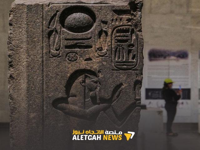 مصر تستعيد قطعا أثرية قديمة من فرنسا