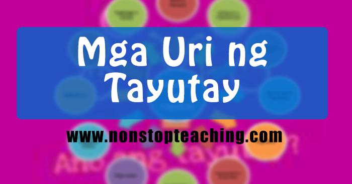 """mga uri ng mga tayutay Bumabangon ang payaso gaya ng mga makata  ang """"dagli"""" ay masasabing nagpasupling sa mga uri ng katha sa tagalog  at tayutay sa komunikasyon ng mga."""