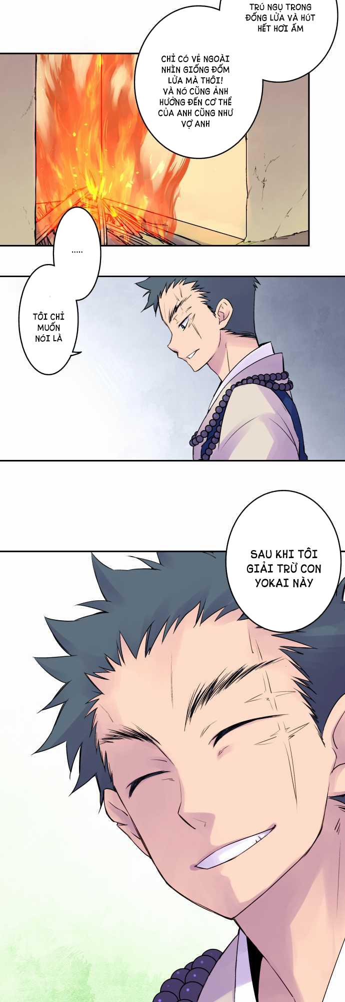 Ake no Tobari - Chương 8 - Pic 9