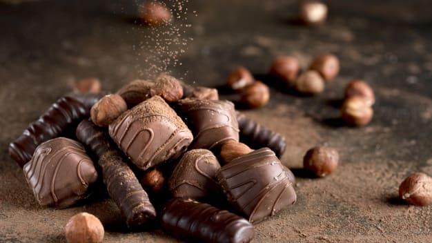 The benefits of chocolate men & women