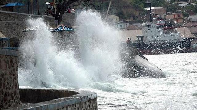 BNPB: Prediksi Tsunami 57 Meter di Pandeglang Hanya Modeling Tsunami