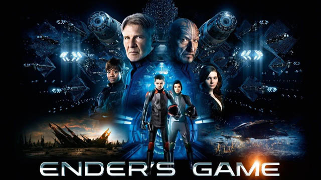 Ender's Game (2013) Hindi Dubbed Movie [ 720p + 1080p ] BluRay Download