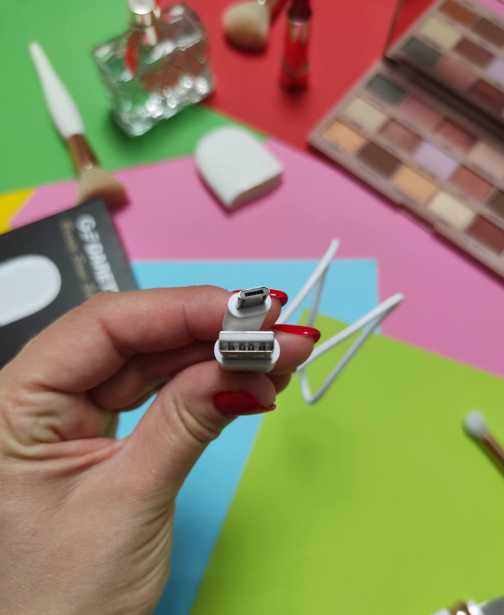 Garett Beauty Sonic Scrub Peeling Kawitacyjny - recenzja urządzenia