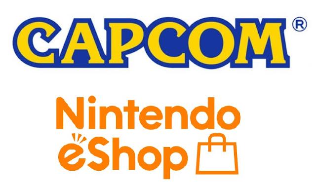 Capcom inicia nova promoção na eShop do Nintendo Switch
