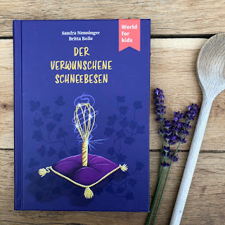 """Kinderbuch """"Der verwunschene Schneebesen"""""""