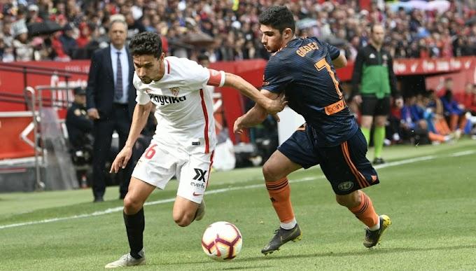 La Liga modifica el horario del Valencia-Sevilla