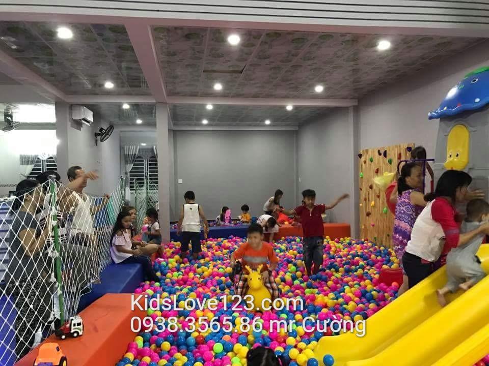 Tư vấn Thi Công, Thiết Kế Khu Vui Chơi Trẻ em - Đồ Chơi Niềm Vui
