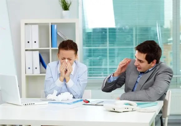 All the ways your office makes you sick