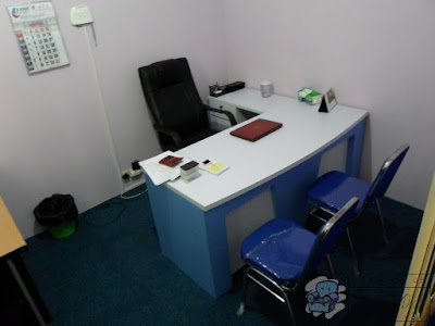 Meja Kantor Direktur + Furniture Semarang ( Furniture Kantor )