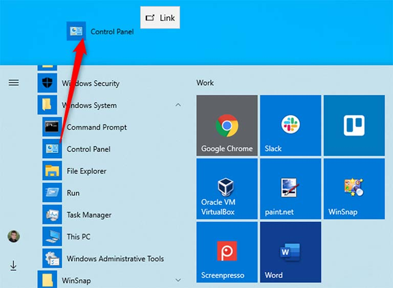 Cara Mudah Membuka Control Panel Di Laptop Windows 10