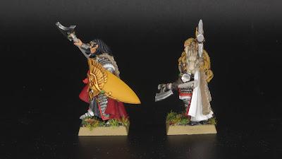 Korhil and Chracian Noble