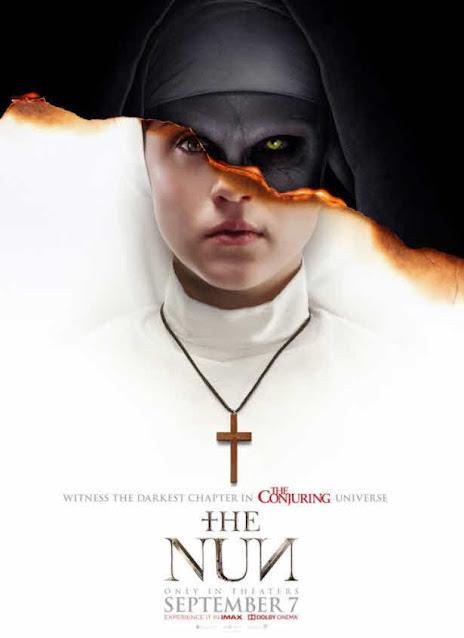 مشاهدة وتحميل فيلم الاثارة والرعب والغموض The Nun 2018 مدبلج