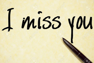 Missing You Status in English