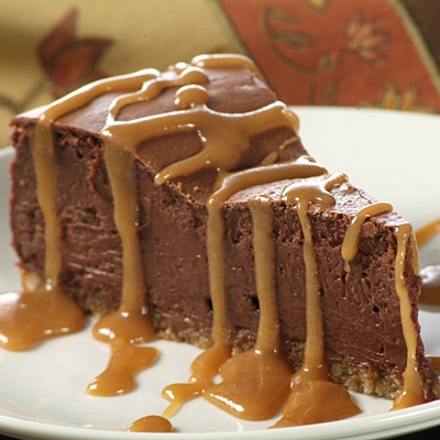 French Chocolate Cheesecake | Cook'n is Fun - Food Recipes, Dessert, & Dinner Ideas