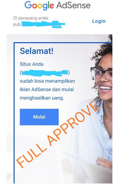 Panduan lengkap syarat dan Cara mendaftar google adsense terbaru 2019