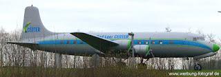Flugzeug von Bad Laer
