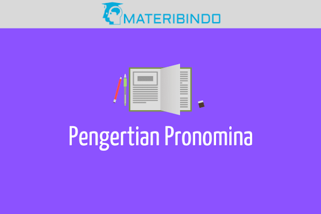 Pengertian Pronomina