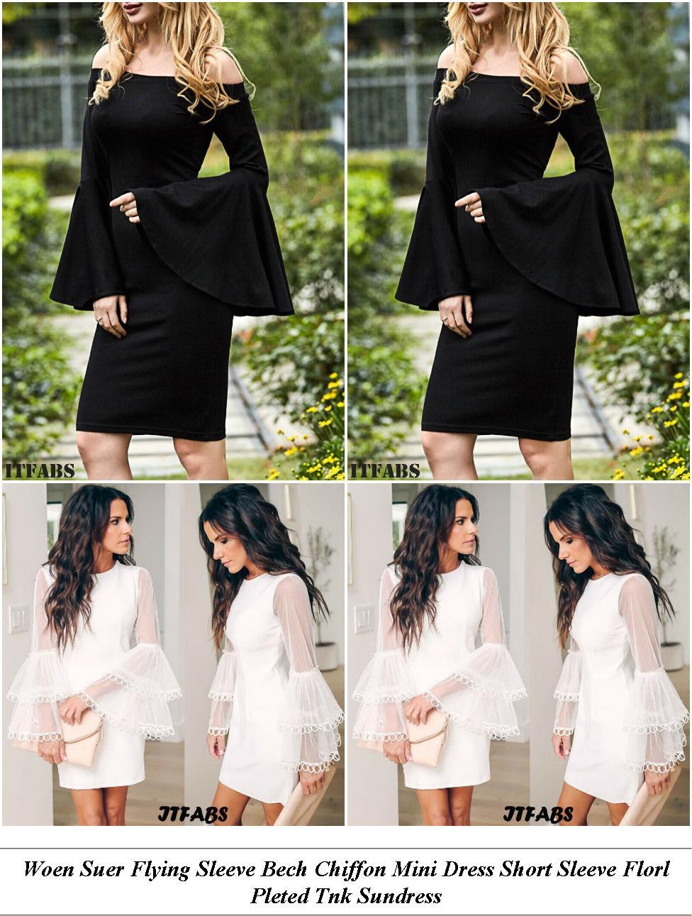 Formal Dresses - Online Sale - Little Black Dress - Cheap Designer Clothes Womens