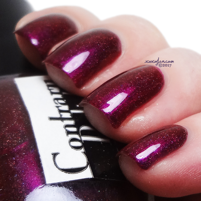 xoxoJen's swatch of Contrary Midway Magic