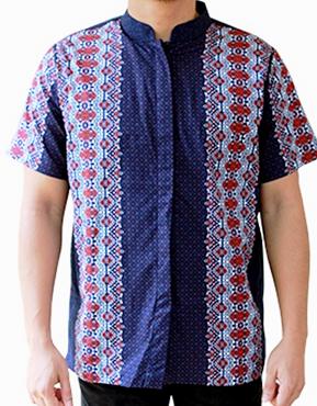 baju batik koko terbaru