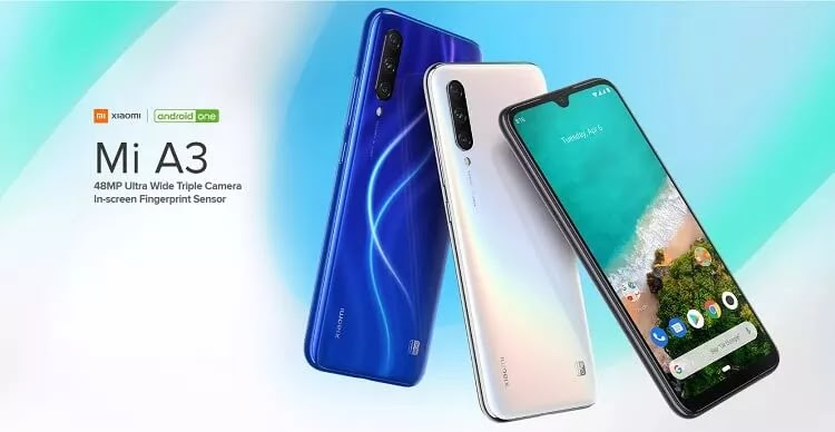 Xiaomi Mi A3 Arrives in PH, Priced
