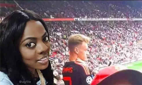 Tv3 Nana Aba Anamoah photoshop