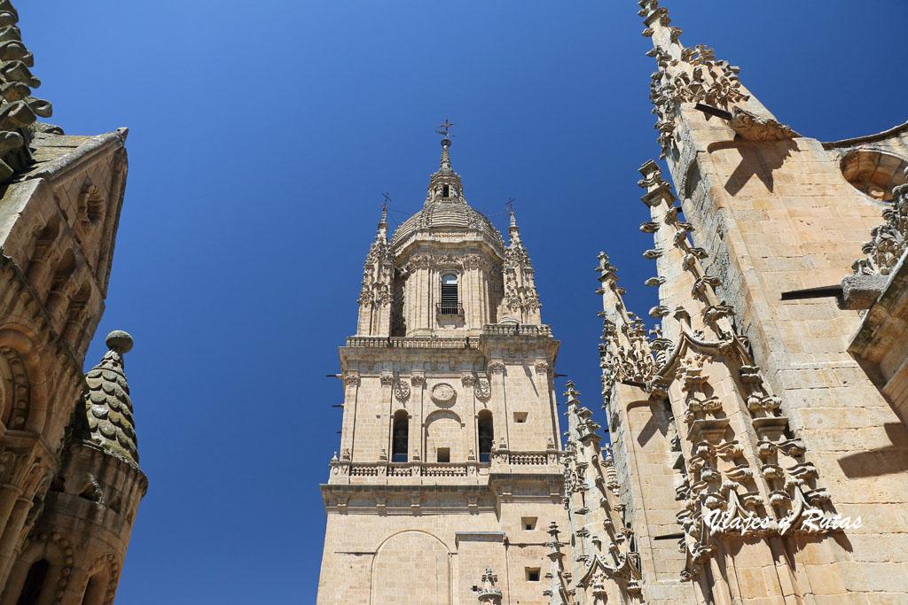Torres de la Catedral Nueva de Salamanca
