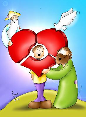 Resultado de imagem para desenho Evangelho de Mateus 11,25-30